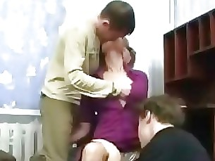 Gang Bang Mature Student