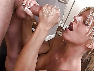 Boss Big Cock Handjob Mature MILF