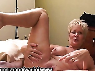 Blowjob Creampie Interracial Mature MILF